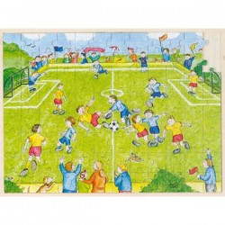 Puzzle Football