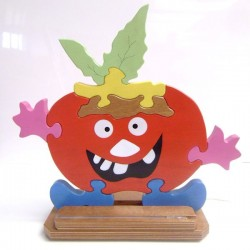 Lampe tomate 3D