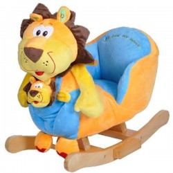 Bascule lion Baba Knorrtoys