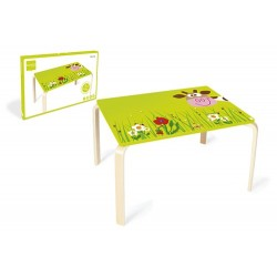 Table Marie la vache Scratch