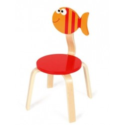 Chaise Maurice le poisson...